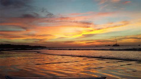 costa rica turisti per caso tramonto costa rica viaggi vacanze e turismo turisti