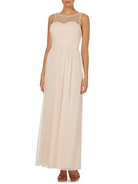 beaded top maxi dress house of fraser