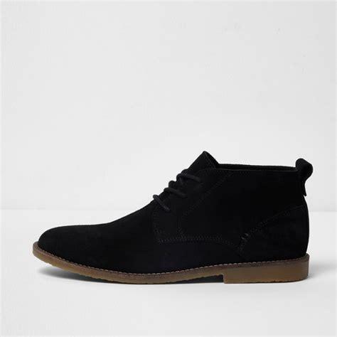 black desert boats black suede desert boots boots shoes boots men