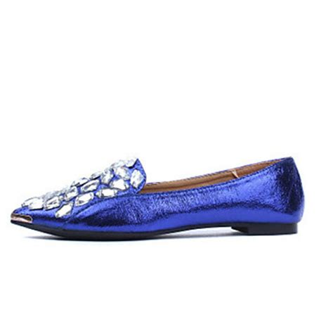 Flat Shoes Blue Ly Shop s shoes nz flat heel pointed toe flats casual blue buy cheap s shoes nz shop