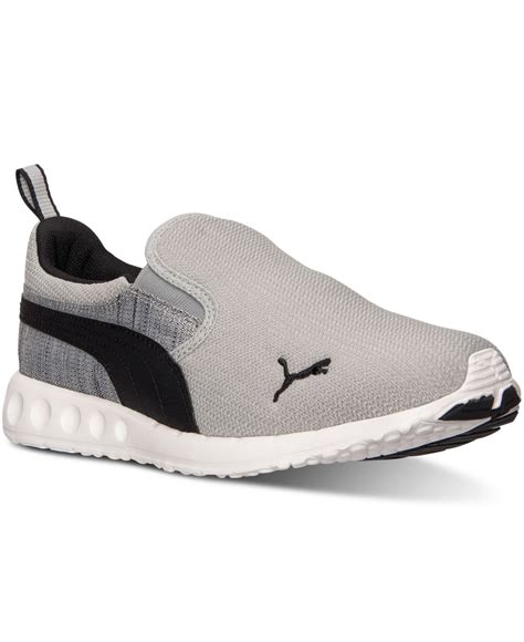 mens slip on sneakers s carson runner slip on casual sneakers from