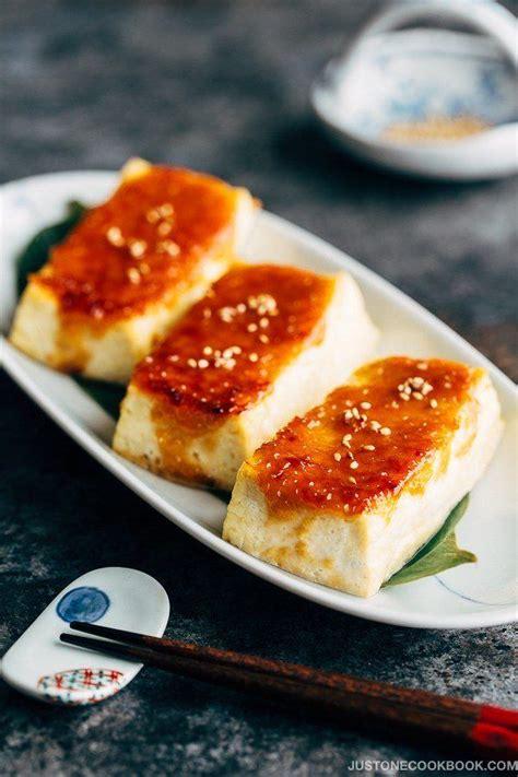 miso dengaku tofu eggplan daikon konnyaku