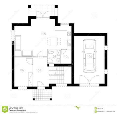 house ground plan ground plan modern house