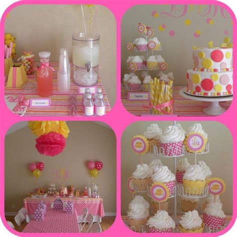 Lemonade For Baby Shower by 1000 Images About Lemonade Stand Ideas On