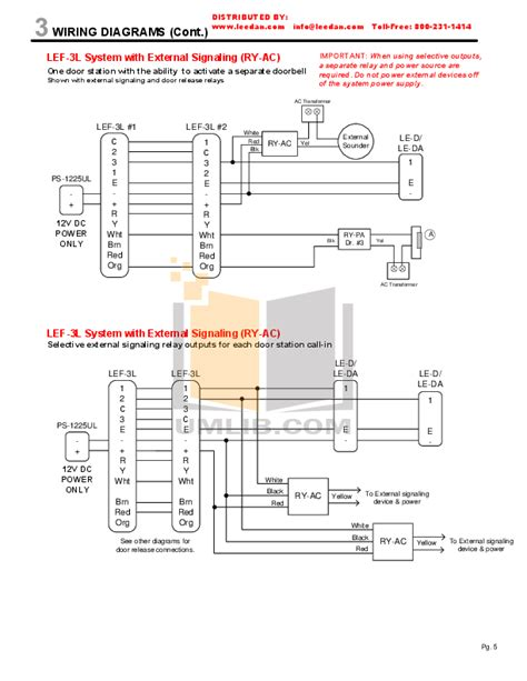 aiphone intercom wiring diagram russound wiring diagram