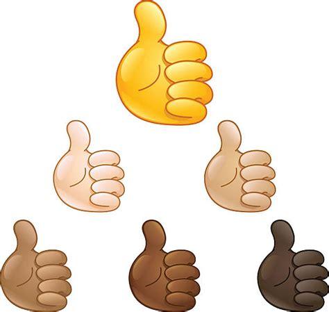 emoji vector free royalty free thumbs up emoji clip art vector images