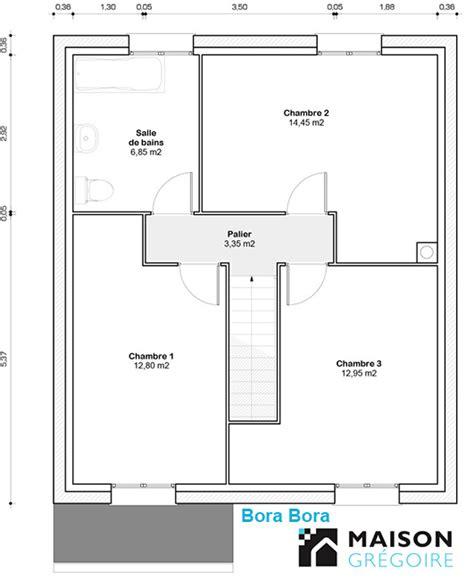 Plan De Cuisine Ouverte 3476 by Mod 232 Le Et Plans Bora Bora Du Constructeur Maisons Gr 233 Goire