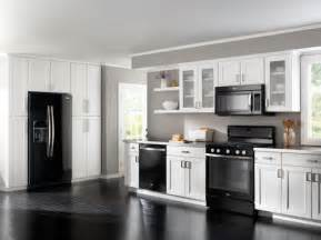 Black Kitchen Cabinets With Stainless Steel Appliances by Stainless Steel Appliances The Best Choice
