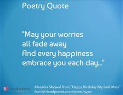 Birthday Quotes For Soulmate 1000 Images About Poetry Quotes To Share On Pinterest