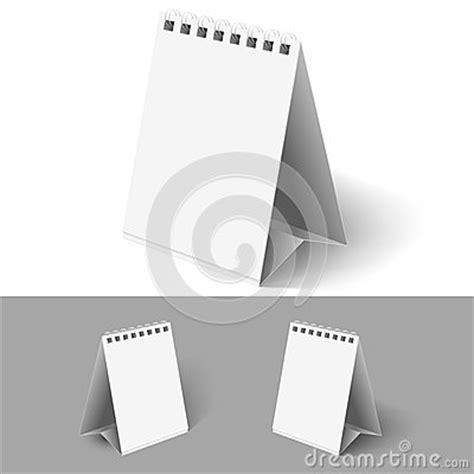 blank daily flip calendar blank flip calendars stock image image 33005431