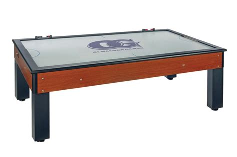 commercial air hockey table olhausen commercial air hockey table robbies billiards