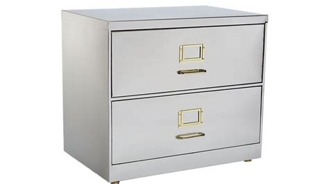 stainless steel filing cabinet 1000 ideas about filing cabinets on metal