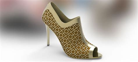 design competition shoes 3d design and printing technology helps shoe design