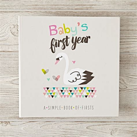 My Baby Book baby children s memory books the land of nod