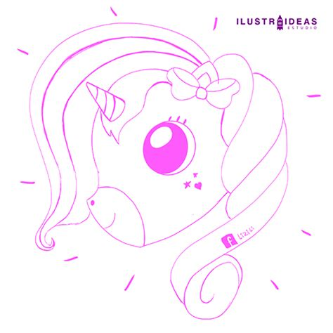 imagenes unicornios para dibujar dibuja un unicornio paso a paso ilustraideas