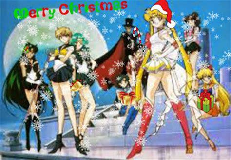sailor moon christmas wallpaper gallery