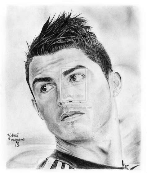 How To Draw Cristiano Ronaldo With Pencil cristiano ronaldo pencil sketch хочу здесь побывать