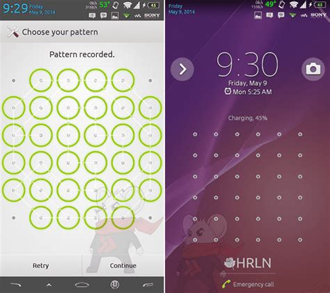 pattern lockscreen unik 6 kunci pola android yang mudah ditebak dan cara