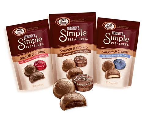 Simple Pleasure free hershey s simple pleasures chocolates at target
