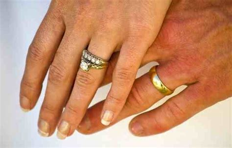 wedding ring is worn on which finger pin by williams on wedding influencers