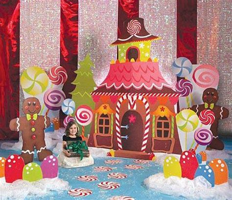 gingerbread theme decorations gingerbread planning ideas supplies
