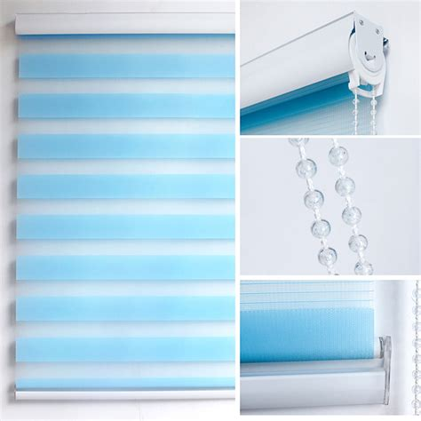 waterproof blinds bathroom thicken blackout window blinds zebra roller blinds shades
