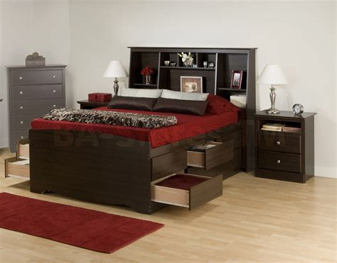 Double Bedroom Sets sale 951 00 prepac 3 pc double bedroom set tall