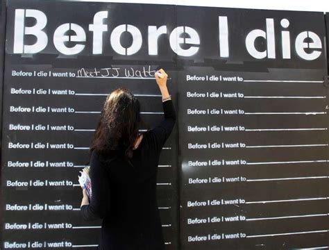 2 before i was before i die houston chronicle