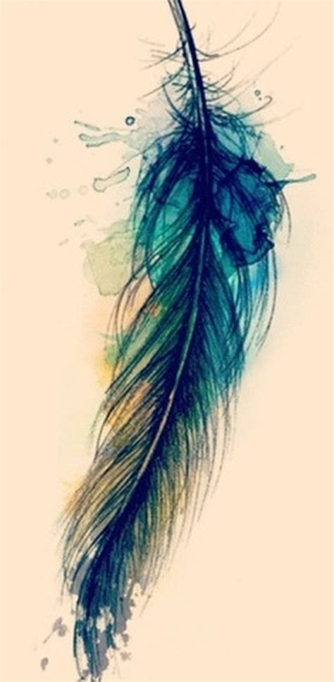 watercolor feather tattoo designs watercolor feather sle tattoos book 65 000