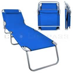 Folding Chaise Lounge Lawn Chair Design Ideas Portable Lawn Chair Folding Reclining Outdoor Chaise Lounge Pool Patio Ebay