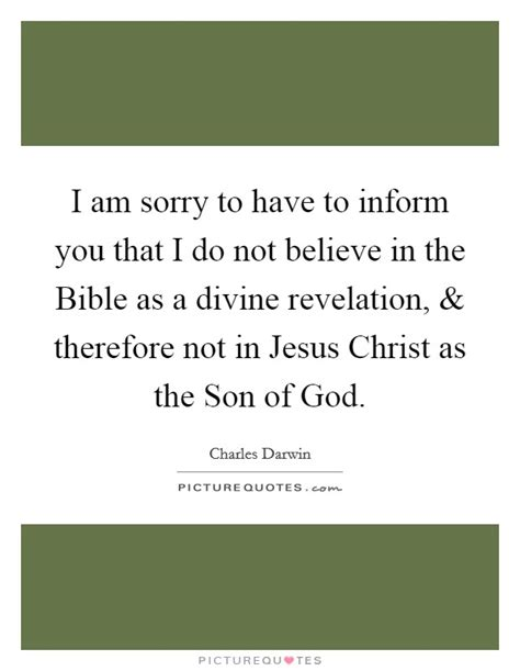 the millennial apology volume i why the bible is the word of god books charles darwin quotes sayings 211 quotations page 2