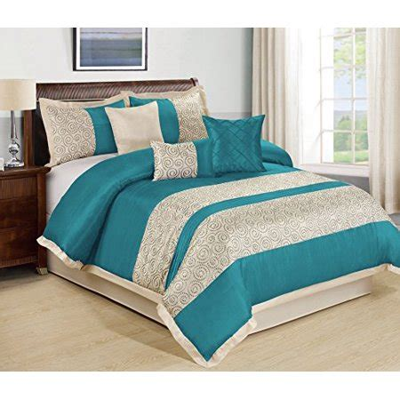 bedding sets clearance queen 7 liverpool jacquard circle patchwork clearance bedding comforter set fade resistant