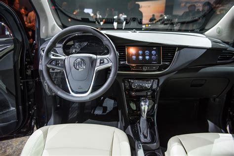 2017 buick encore interior 2017 buick encore changes and updates gm authority