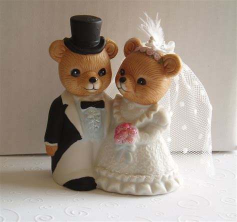 Teddy Wedding L pin of me to you bears special tatty kootation