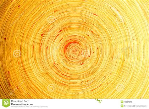 Wood Handcraft - circles abstract background stock photo image 49054642