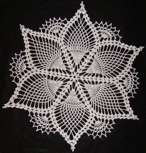 snowflake doily pattern 48 best crochet my work images on pinterest chrochet