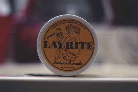 Chief Pomade Barbernaut Space Clay layrite deluxe pomade review the pomp