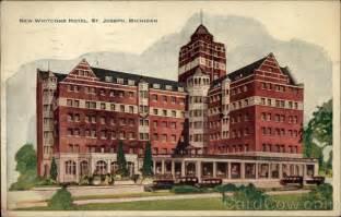st joseph michigan hotels new whitcomb hotel st joseph mi