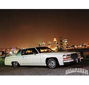 1983 Cadillac Coupe Deville  Caranto Edition Lowrider Magazine