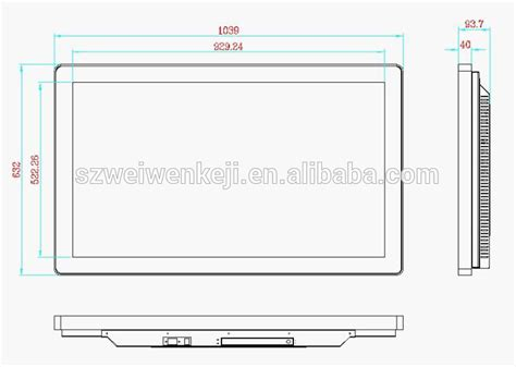 Tv Led Lg Berbagai Ukuran new products 2014 42inch from lg led panel ir touch