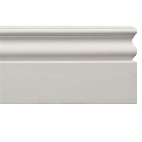 Floor And Decor Coupon by White Baseboard Molding Waterproof Moulding Bb 9769 Udecor