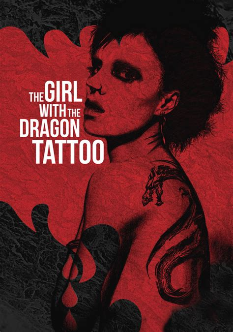 tattoo dragon movie the girl with the dragon tattoo movie fanart fanart tv