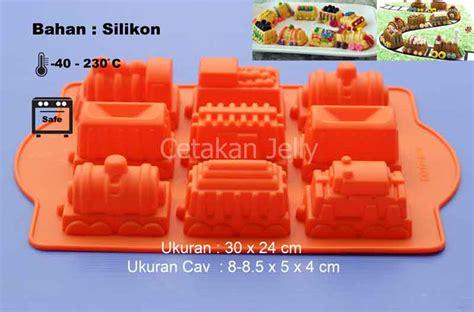 Cetakan Puding Kue Sun Flower 15 Cav cetakan silikon puding kue 3d cetakan jelly cetakan jelly