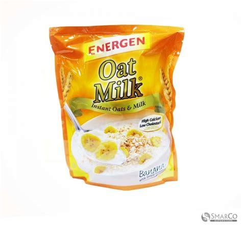 Energen Vanilla Bag 10 X 30 Gr detil produk 1014040020033 energen oatmilk banana 10 x 24