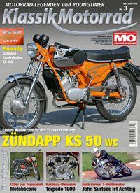 Motorrad Classic Ausgaben by Klassik Motorrad 2014 03 Motorrad Magazin Mo