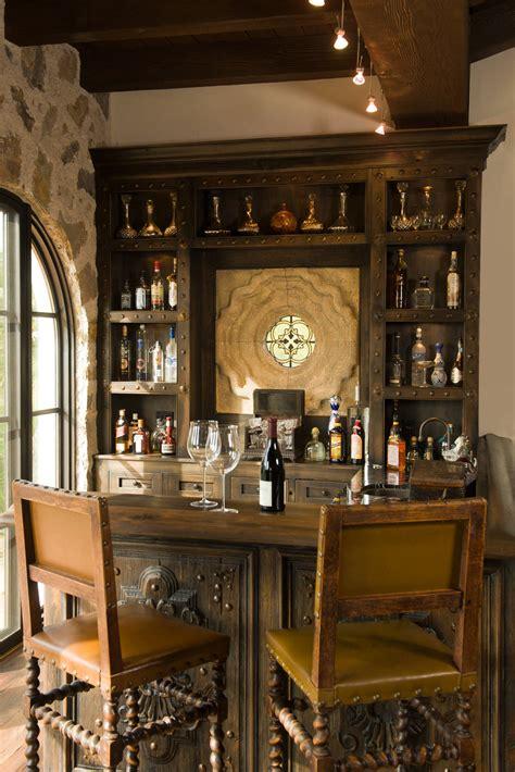 design your own home bar 18 seductive mediterranean home bar designs for leisure in