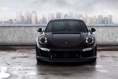 sick porsche 911 the topcar porsche 911 stinger gtr is a sick black beast