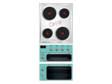 aufkleber für ikea malm kommode play oven turquoise decals for ikea malm stikkipix