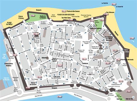 0004490363 carte touristique jersey en saint malo carte touristique voyages cartes