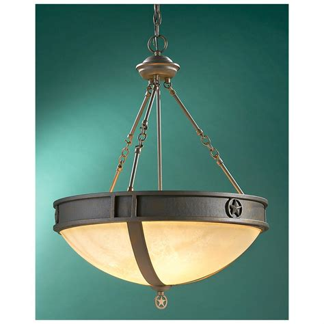 Rustic Ceiling Lights Castlecreek 174 Rustic Ceiling Pendant Light 228104 Lighting At Sportsman S Guide